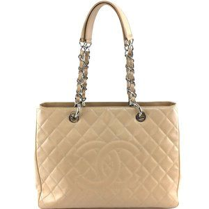 Gst Grand Shopping Tote Timeless Cc Shoulder Bag